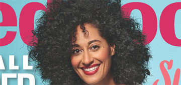 Tracee Ellis Ross likes solo vacations: 'It's nice to do things on your own'