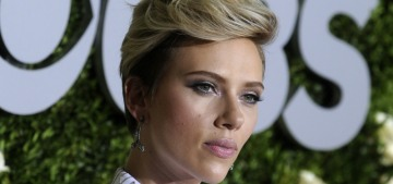 Scarlett Johansson possibly went on a romantic dinner date with her lawyer