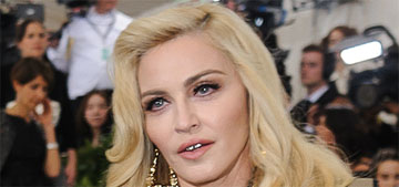 Madonna reportedly dating a 31 year-old model: he makes her laugh