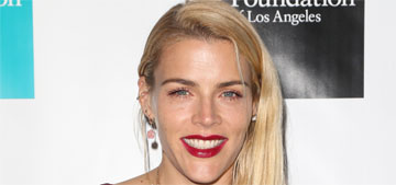 Busy Philipps defends sweaty selfies: fitness helps anxiety & depression