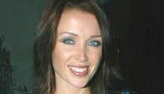 Dannii Minogue Lap Dance Scandal