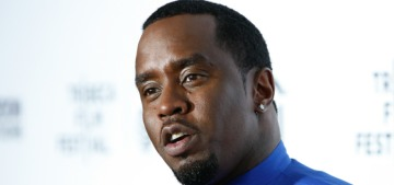 Sean Combs: Black people 'don't really give a f–k about Trump'