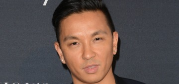 Prabal Gurung was once asked: 'Why are you designing for fat people?'