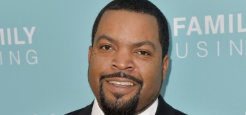 Ice Cube thinks that police will always have an 'Us Against Them' mentality