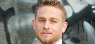 Star: Charlie Hunnam is thinking about marrying his girlfriend of 10 years