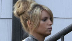 On The Set With Jessica Simpson