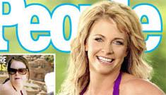 Melissa Joan Hart said she hoped Farrah Fawcett didn't die & steal her People cover