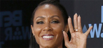 Jada Pinkett Smith: Willow, 16, is still at home, only Jaden and Trey are away