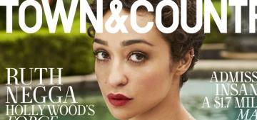 Ruth Negga: 'In Ireland there weren't many black people, I was sort of exotic'
