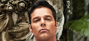 Ricky Martin's role on ACS 'took me back eight years' to when I was closeted