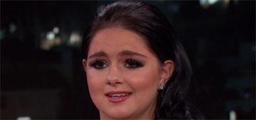 Ariel Winter denies Star story that she gives her boyfriend an allowance