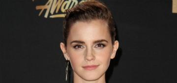 Emma Watson is hiding copies of The Handmaid's Tale around Paris