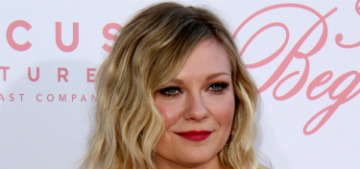 Kirsten Dunst has a rescute story about finding her cat, Tito
