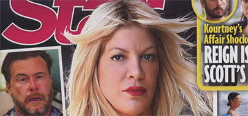 Star: Deep in debt Tori Spelling could end up in jail if she committed fraud