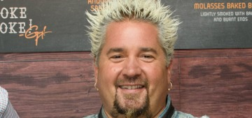 Guy Fieri reveals the truth about his much-maligned 'Donkey Sauce': 'It's aioli'