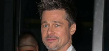 The Sun: Brad Pitt & Sienna Miller are 'secretly dating' & it's 'carefree, casual'