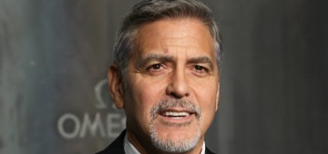 L&S: George Clooney wants to move back to LA, it's too dangerous in the UK