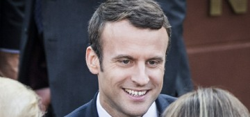 Why did Emmanuel Macron invite Donald Trump to Paris for Bastille Day?