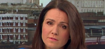 """Piers Morgan's cohost Susanna Reid is an everyday hero"" links"