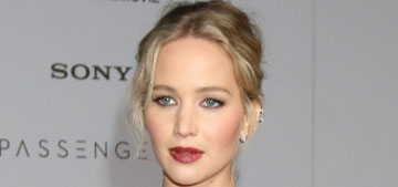 Jennifer Lawrence called a pap who tried to touch her dog a 'f–king loser'