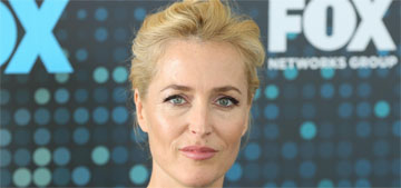 Gillian Anderson: only 2 out of 207 X-Files were ever directed by women