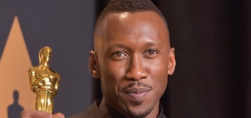 Is Mahershala Ali in early talks to star in the third season of True Detective?