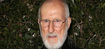 James Cromwell, badass 77-year-old, is headed to jail over power plant protest