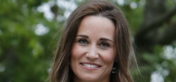 Pippa Middleton hired two friends to act as her assistants, or ladies-in-waiting