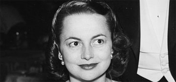 Olivia de Havilland, 101, sues FX and Ryan Murphy over Feud