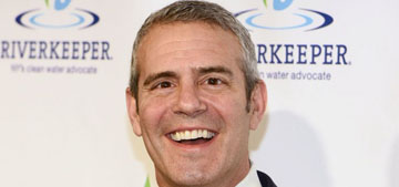 Andy Cohen on dating: 'We're all swiping way too quickly and not thinking'