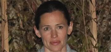 Jennifer Garner's 'girls' night out' on two year split anniversary: strategic?