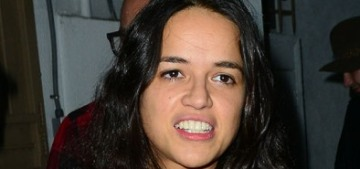 Michelle Rodriguez praises Vin Diesel as a 'supporter of strong women'