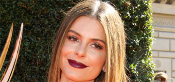 Maria Menounos is leaving E! News after having a brain tumor removed