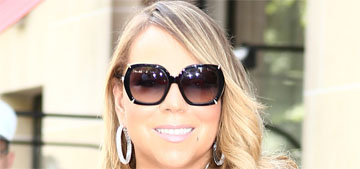 Mariah Carey's credit cards got declined while shopping on Rodeo Drive