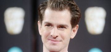 Andrew Garfield: 'I am a gay man right now just without the physical act'