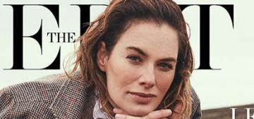 Lena Headey: 'There's a real pressure on women to be beautiful and skinny'