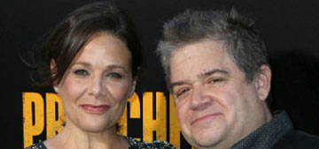 Patton Oswalt and Meredith Salenger are engaged: fairytale or too fast?