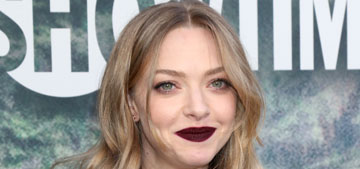 Amanda Seyfried: moms get judged whether they nurse or bottle feed