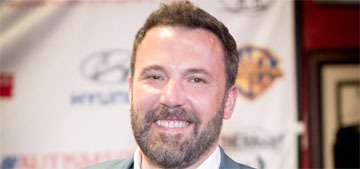 Ben Affleck is dating an SNL producer, 'it's more than a fling' & there are photos