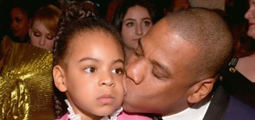 Blue Ivy Carter, 5, freestyles on Jay-Z's 4:44 album & it's low-key amazing