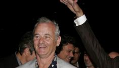 Bill Murray cited for a DUI… while driving a golf cart