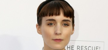 Before the age of 31, Rooney Mara had never eaten a piece of pie