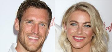 Julianne Hough married hockey player Brooks Laich in Idaho
