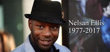 Nelsan Ellis, True Blood's Lafayette, has passed away at 39