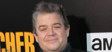 Patton Oswalt on 'bitter grub worms' who criticized his engagement