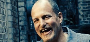 Woody Harrelson talks about infidelity & how cops maced him during an arrest