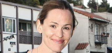 Jennifer Garner & Chelsea Handler went to the same restaurant that Ben took Lindsay