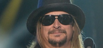 Kid Rock claims he's running for a Michigan Senate seat in 2018, sure?