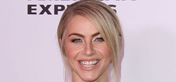 Julianne Hough's wedding was 'perfection,' 'We never stopped looking at each other'