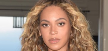 Beyonce 'hasn't started to work out yet… she is all about recovering'